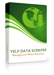 Yelp Data Scraper software